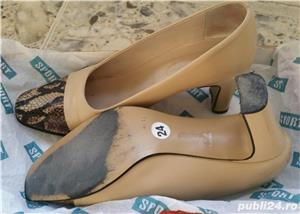 Pantofi din piele ( interior/exterior) - imagine 5