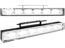 Proiector auto 12V 6 leduri  albastre suporti reglabili de prindere Pret 10 lei 2 buc 15 lei - imagine 2