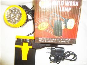 Lampa 2 neoane plafoniera auto 12V   - imagine 7