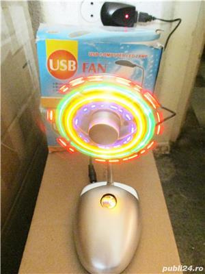Lampa 2 neoane plafoniera auto 12V   - imagine 3