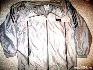 Bluze trening Nike gri bleumarin material bumbac, 2 buzunare, lungime 70 cm, latime 60 cm.  - imagine 10
