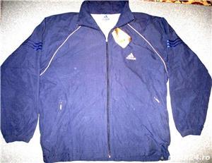 Bluze trening Nike gri bleumarin material bumbac, 2 buzunare, lungime 70 cm, latime 60 cm.  - imagine 9