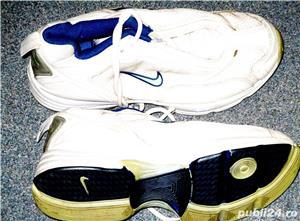 Adidasi Nike panza alb cu argintiu nr 38, 39  - imagine 10