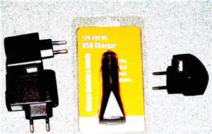 Transformator auto 12V USB 5V - imagine 1