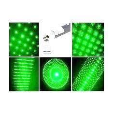 Laser disco bar verde 5 capete, lumina verde prezentare video   Pret 35 lei  2 buc 6 - imagine 2