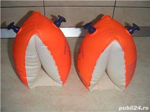 Perne gonflabile de brate, inot pentru copii 1-6 ani, 30kg - imagine 4