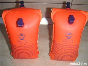 Perne gonflabile de brate, inot pentru copii 1-6 ani, 30kg - imagine 3