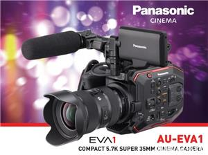 Panasonic AU-EVA1. Dare to live in color ! - imagine 2