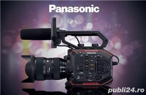 Panasonic AU-EVA1. Dare to live in color ! - imagine 1