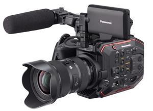 Panasonic AU-EVA1. Dare to live in color ! - imagine 3