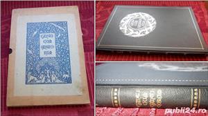 Cantarea Cantarilor (1930), carte religioasa - GoldArt 2009 - imagine 3
