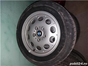 "Jante BMW OE 15"" Anvelope 205/60/15 - imagine 1"