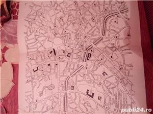 """Carte veche, an 1935, """" Din Vechiul Bucuresti """" - George Florescu.  - imagine 9"""