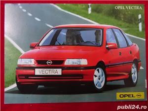 """Carti Postale cu seria auto """"OPEL""""-1992  - imagine 3"""