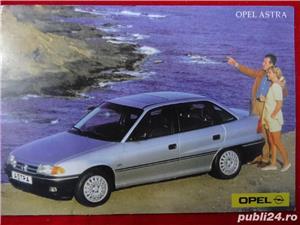 """Carti Postale cu seria auto """"OPEL""""-1992  - imagine 7"""
