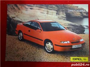 """Carti Postale cu seria auto """"OPEL""""-1992  - imagine 8"""