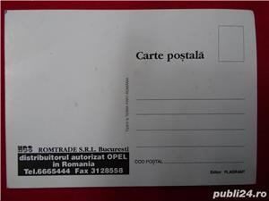 """Carti Postale cu seria auto """"OPEL""""-1992  - imagine 10"""