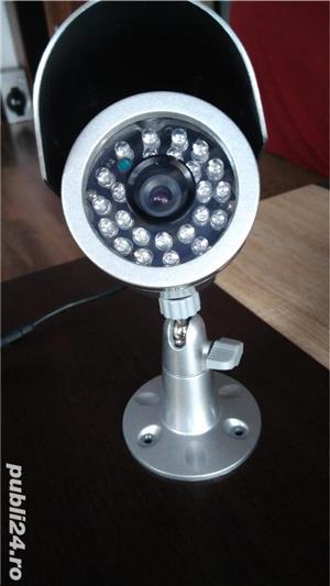 Camera supraveghere Konig, 1.3 inch , LED Nou - imagine 1