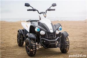 ATV EVA - Quad electric pentru copii NEW 2019 - imagine 1