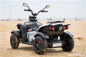 ATV EVA - Quad electric pentru copii NEW 2019 - imagine 3