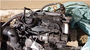 Dezmembrez motor VW 1.9 tdi si motor renault 1.5 dci - imagine 5