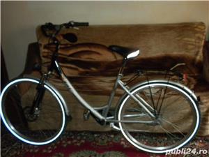 Bicicleta ,,bike comfort,, - imagine 6