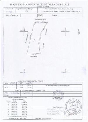 7733 mp in Runcu pe malul Jalesului - imagine 3