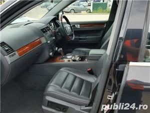 Dezmembrez VW Touareg an 2005 motor 2.5 diesel piese accesorii. - imagine 2