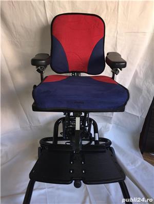 Scaun de pozitionare multifunctional copii dizabilitati handicap - imagine 3