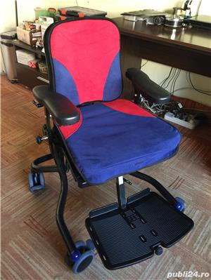 Scaun de pozitionare multifunctional copii dizabilitati handicap - imagine 7