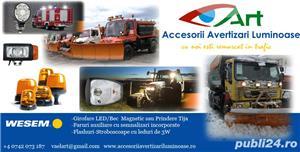 Lampi gabarit,Girofare,Stroboscoape,Rampe Led ,Lumini camio - imagine 5