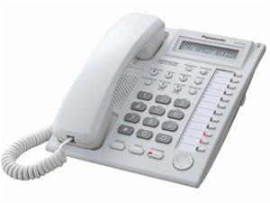 PANASONIC - CENTRALA TELEFONICA KX TA 308 CU TELEFON SECRETARIAT - imagine 2