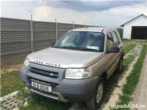 Dezmembrez/Vand Land Rover Freelander - imagine 3