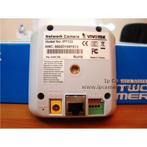 Camera IP supraveghere din Android, Vivotek IP7133 - imagine 2