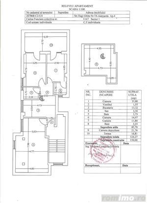 Vanzare Apartamente de 4cam zona Piata Victorie - 1 Mai   - imagine 2