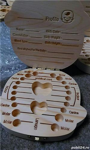Cutie pentru dintisori, mot - imagine 4