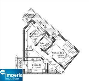 Apartament Nou 2 camere, Pacurari - Alpha Bank Comision 0% - imagine 3