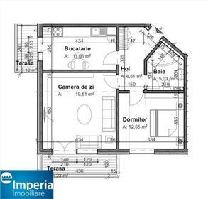 Apartament Nou 2 camere, Pacurari - Alpha Bank Comision 0% - imagine 2