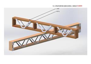 Sistem pentru constructii cu energie ZERO tip CAZE - imagine 3