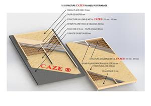 Sistem pentru constructii cu energie ZERO tip CAZE - imagine 5