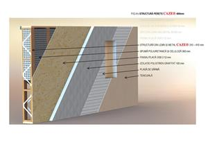 Sistem pentru constructii cu energie ZERO tip CAZE - imagine 7