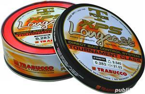 Fir Trabucco XPS Longcast Fluo 0,18-1200m - imagine 2