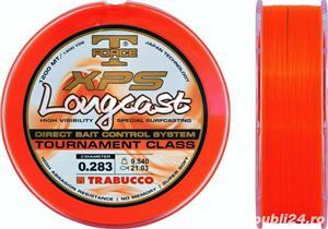 Fir Trabucco XPS Longcast Fluo 0,18-1200m - imagine 1