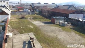 Hala  627mp - Zefirului 5/a, intravilan Bistrita,1800 mp teren  - imagine 4