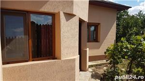Vanzare/schimb casa 5 camere anvelopata + garaj+ teren-928 mp, stradal Sos.Bucuresti-Alexandria - imagine 1