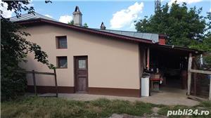 Vanzare/schimb casa 5 camere anvelopata + garaj+ teren-928 mp, stradal Sos.Bucuresti-Alexandria - imagine 3