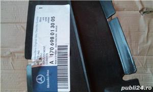 Vand carenaj roata stanga fata Mercedes W170 SLK - imagine 1