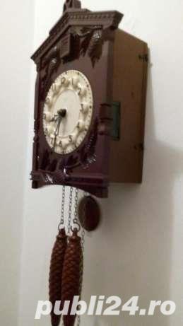 ceas cu cuc - imagine 1
