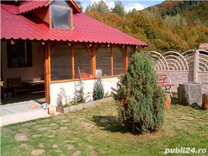 Vila de inchiriat la Coada Lacului Lesu  pt weckend sau sarbatori - imagine 2