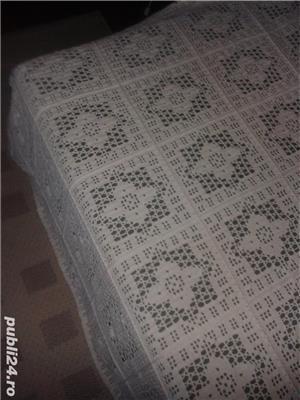 cuvertura crosetata - imagine 1